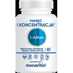 menavitin® pamięć i koncentracja