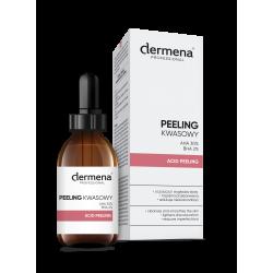 dermena® PROFESSIONAL Peeling kwasowy AHA 30% | BHA 2% (20 ml)